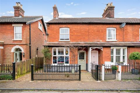 2 bedroom end of terrace house for sale - Kimberley Street, Wymondham, NR18