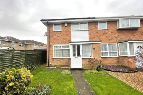 3 bedroom end of terrace house for sale - Denbigh Road, Langlands, Northampton NN3 3HF
