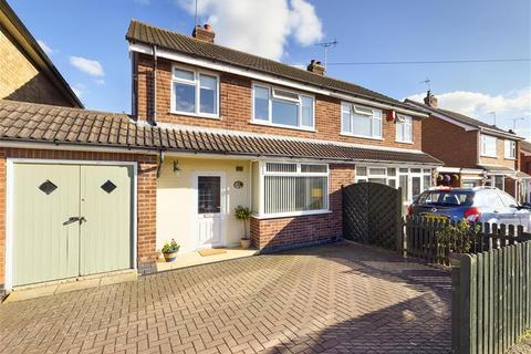 3 bedroom semi-detached house for sale - Cumberwell Drive, Enderby, LE19 2LB