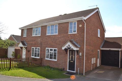 3 bedroom semi-detached house for sale - East Rising, East Hunsbury, Northampton NN4 0TP