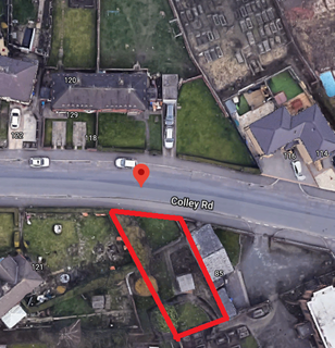 Plot for sale - Land Adjoining 85 Colley Road, Sheffield S5