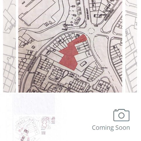Land for sale - ST.PETERS ROAD, NETHERTON, DUDLEY DY2