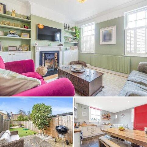5 bedroom maisonette for sale - Swaby Road, Earlsfield