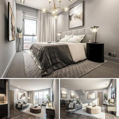 1 bedroom apartment for sale - For Investment Purposes Only - Carnaby Place Apartments, Salford, M5