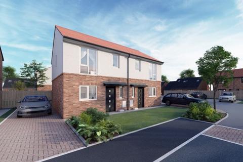 3 bedroom semi-detached house for sale - Hays Gardens (Plot 50), Hartlepool, TS24