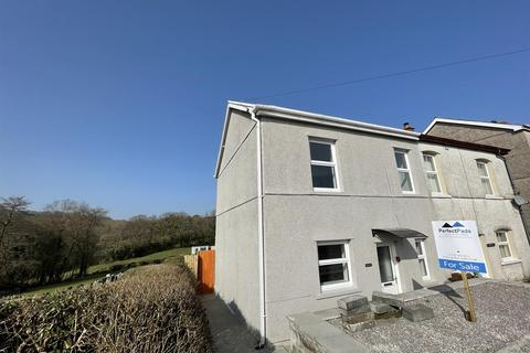3 bedroom semi-detached house for sale - Thornhill Road, Cwmgwili, Llanelli
