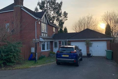 4 bedroom detached house for sale - Clos Y Goron, Pontllanfraith, Blackwood, NP12 2HZ