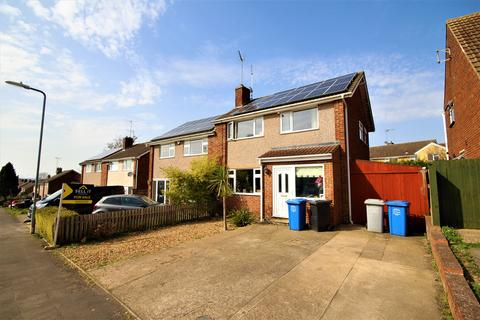 3 bedroom semi-detached house for sale - St Johns Road, Kettering NN15