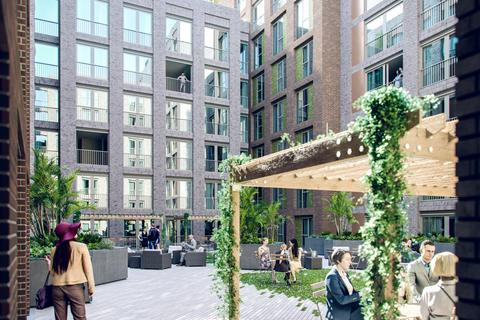 Studio for sale - Kingsway Square Apartments, Liverpool, Merseyside, L3