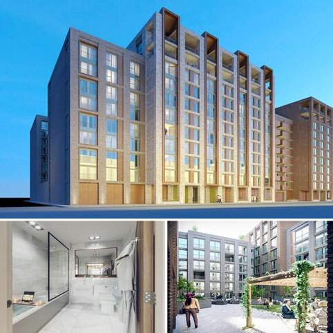 1 bedroom apartment for sale - Kingsway Square Apartments, Liverpool, Merseyside, L3