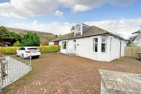 4 bedroom semi-detached bungalow for sale - 12 Montgomerie Crescent, Fairlie, KA29 0EB