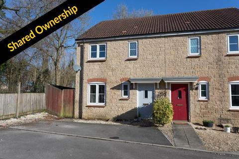 3 bedroom semi-detached house for sale - Cowslip Bank, Corsham, SN13