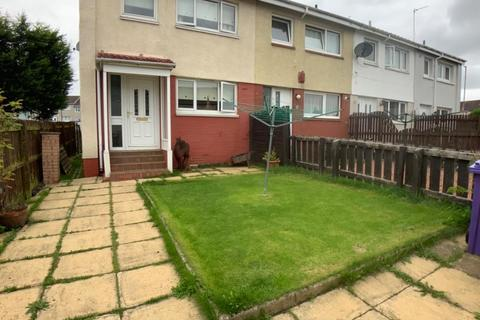 2 bedroom end of terrace house for sale - Broom Path, Bailieston, Glasgow G69