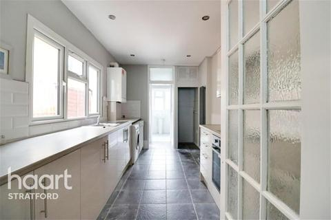 2 bedroom terraced house to rent - Gough Road, Stratford, E15