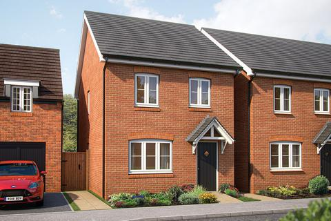 2 bedroom house for sale - Plot The Magnolia 022, The Magnolia at Regency Grange, Regency Grange, Myton Green, Warwick CV34
