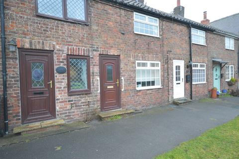 2 bedroom terraced house for sale - Lovell Garth, Foxholes, Driffield