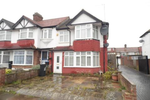 3 bedroom end of terrace house for sale - Bexley Gardens, Edmonton, London, N9