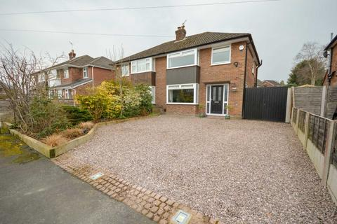 3 bedroom semi-detached house for sale - SYDNEY ROAD, Bramhall