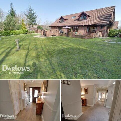 4 bedroom detached house for sale - Merthyr Road, Tredegar