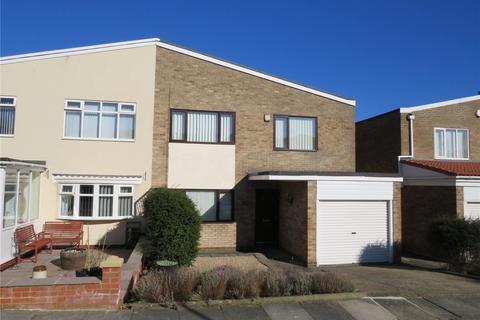 3 bedroom semi-detached house for sale - Sandwich Grove, Hartlepool