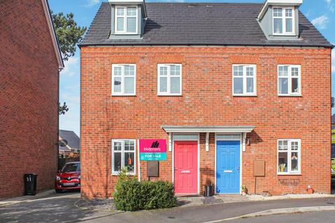 3 bedroom semi-detached house for sale - John Corbett Drive, Ambelcote, Stourbridge, DY8