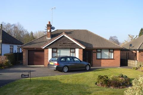 2 bedroom detached bungalow for sale - Grindley Lane, Blythe Bridge, Staffordshire
