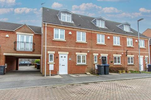 4 bedroom end of terrace house for sale - Richmond Gate, Hinckley, Leicestershire, LE10