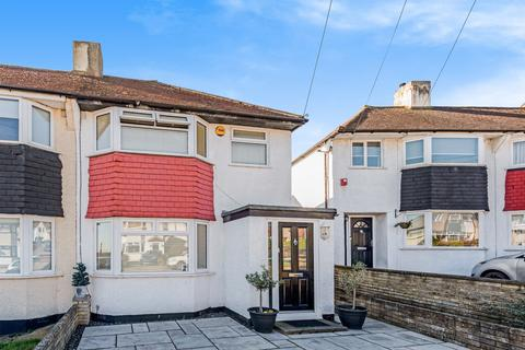 3 bedroom end of terrace house for sale - Orchard Rise West, Sidcup