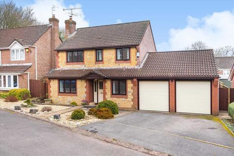 4 bedroom detached house for sale - Manor Bridge Court, Tidworth