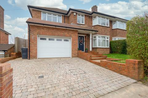 4 bedroom semi-detached house for sale - Derwent Drive, Purley
