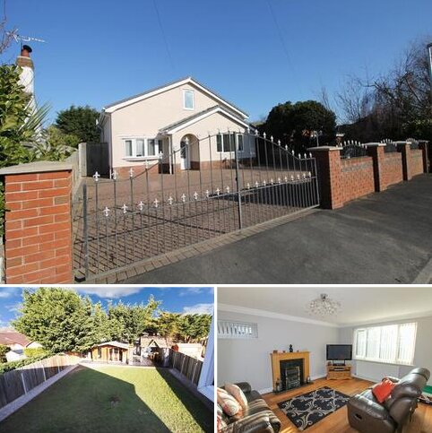 4 bedroom detached house for sale - Denbigh Circle, Kinmel Bay