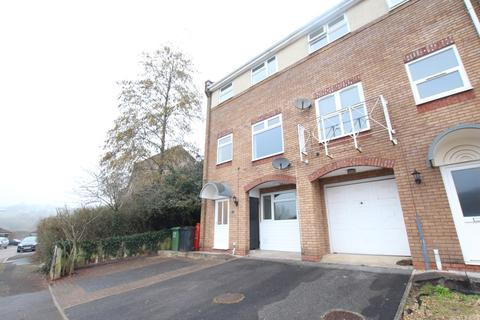 4 bedroom end of terrace house to rent - Garland Close, Exeter