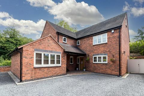 5 bedroom detached house for sale - Bellamour Way, Colton, Staffordshire