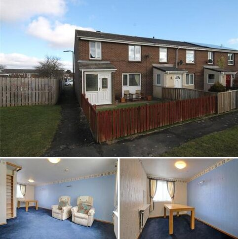 3 bedroom end of terrace house for sale - North Magdalene, Medomsley, Consett, DH8