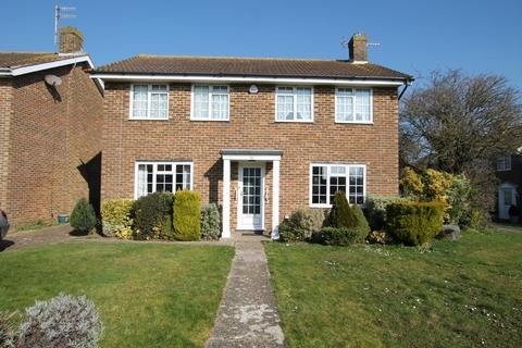 4 bedroom detached house for sale - Nicolson Drive, Shoreham-by-Sea