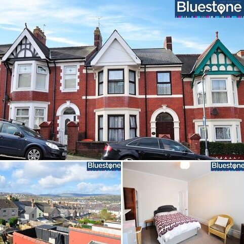 4 bedroom terraced house for sale - Somerset Road, Newport