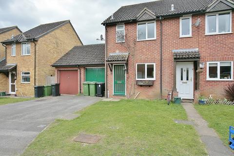 2 bedroom semi-detached house to rent - Herman Close, Abingdon