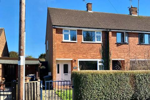 3 bedroom end of terrace house for sale - Western Avenue, Whittington, Oswestry, SY11