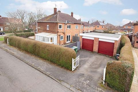 3 bedroom semi-detached house for sale - West Glebe Road, CORBY
