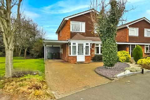 4 bedroom detached house for sale - Thompson Close, Willenhall