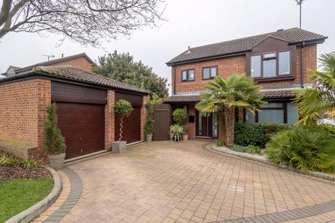 4 bedroom detached house for sale - Brampton Close, Wellingborough