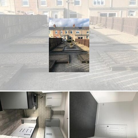 3 bedroom terraced house to rent - Wembley Terrace, Cambois, Blyth