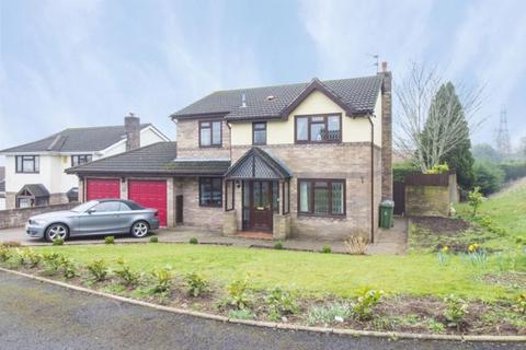 4 bedroom detached house for sale - Ashleigh Court, Cwmbran - REF#00013239
