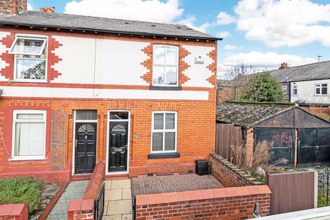 2 bedroom end of terrace house to rent - Powell Street, Latchford
