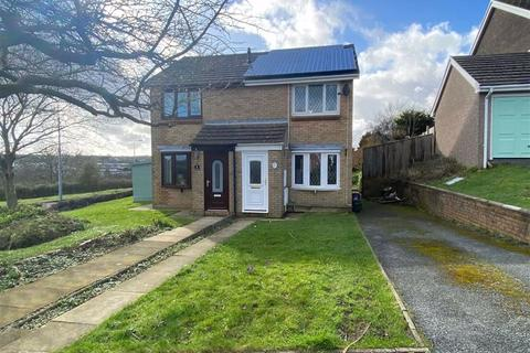 2 bedroom semi-detached house for sale - Byron Road, Priory Park, Haverfordwest