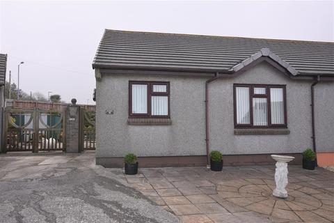 2 bedroom semi-detached bungalow for sale - The Paddock, Redruth