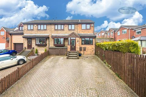5 bedroom semi-detached house for sale - Little Matlock Gardens, Stannington, S6 6FW