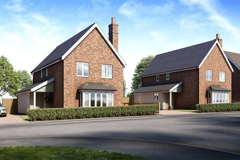 3 bedroom detached house for sale - Castle Meadow, Bartlow Road, Castle Camps, Cambridge, CB21