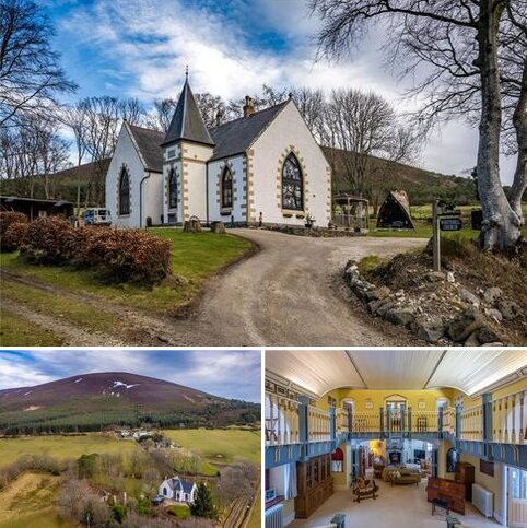 5 bedroom detached house for sale - Whitehill Church, Grange, Keith, Banffshire, AB55