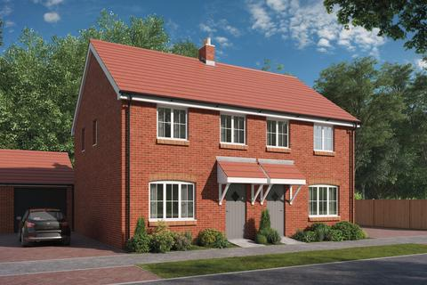 3 bedroom semi-detached house for sale - Plot 122, The Tailor at Kings Grove, Banbury Road, Lighthorne Heath CV33